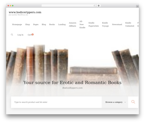 Theme WordPress Livre - bodicerippers.com