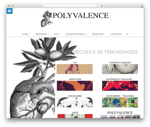 Avada theme WordPress - assopolyvalence.org