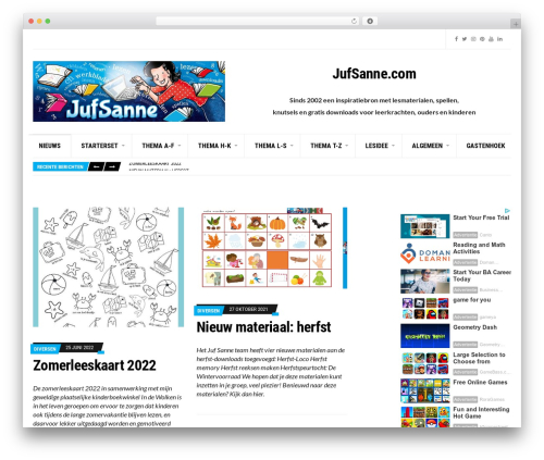 Public Opinion top WordPress theme - jufsanne.com