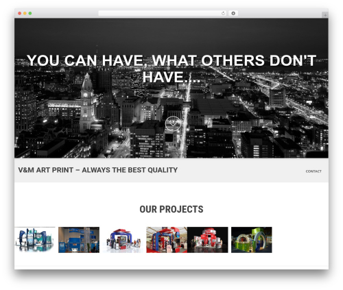 SKT White WP template - vm-artprint.pl