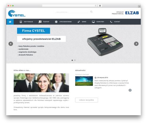 Theme WordPress Real Property - cystel.pl
