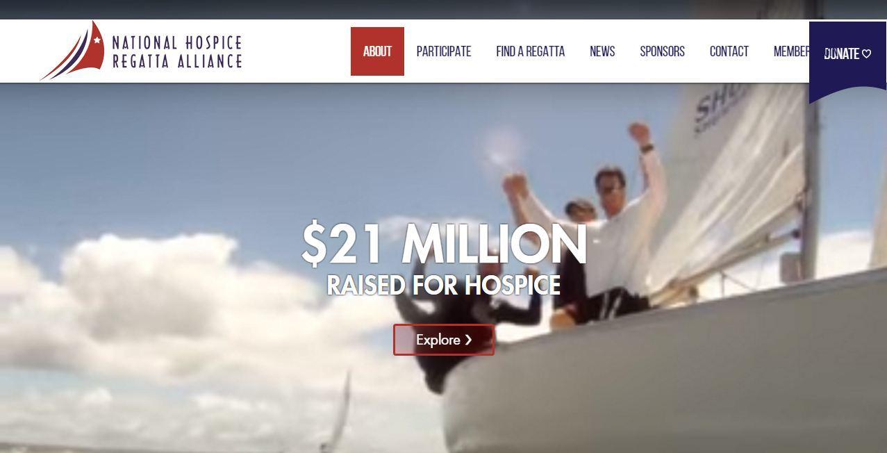 National Hospice WordPress blog theme