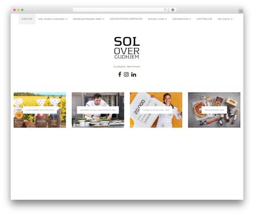 soledad WordPress template - sogk.dk