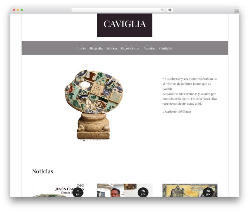 Divi top WordPress theme - jesuscaviglia.com