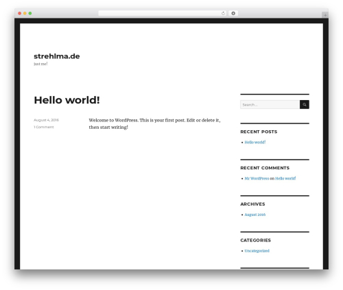 Free WordPress Yet Another Amazon WordPress Plugin Lite plugin - strehlma.de