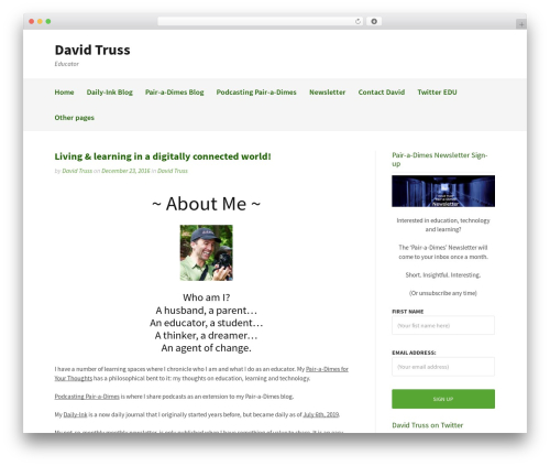 Gatsby WordPress theme download - davidtruss.net