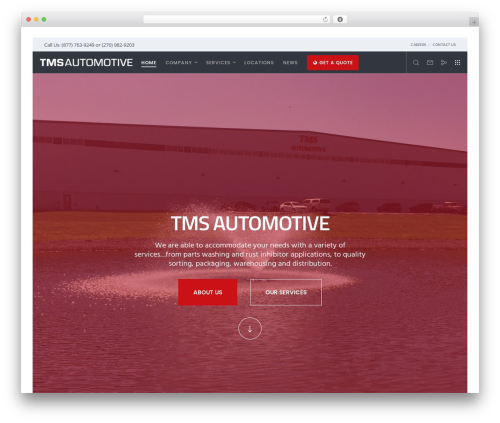Movedo motors WordPress theme - tmsdistribution.info