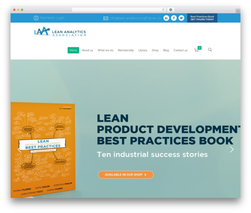 WordPress woocommerce_postfinancecw plugin - lean-analytics.org
