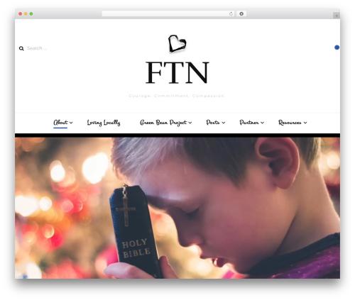 Template WordPress Blossom Fashion - forbidthemnot.com