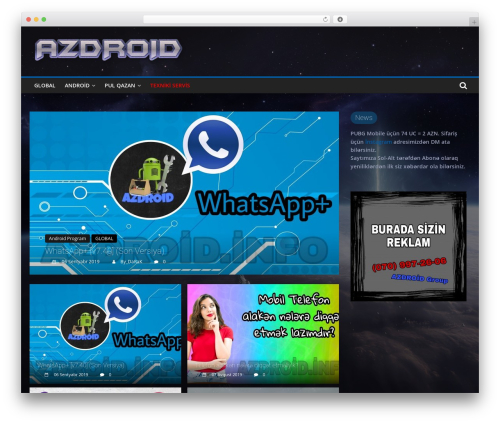 ColorMag WordPress theme download - azdroid.info