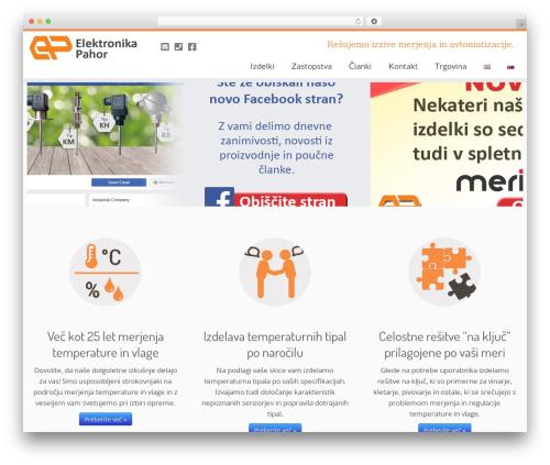Customizr theme WordPress free - termomer.com