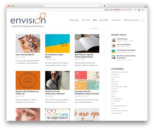 Free WordPress WordPress Follow Buttons Plugin – AddThis plugin - myenvisioneyecare.com/blog