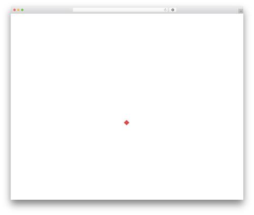 SceneOne WordPress website template - martialcouderette.com