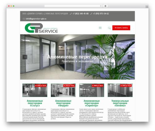 Betheme theme WordPress - gpservice-spb.ru