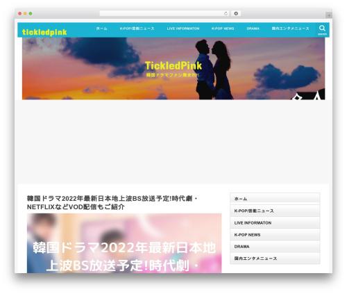 Free WordPress PS Auto Sitemap plugin - tickled-pink.biz