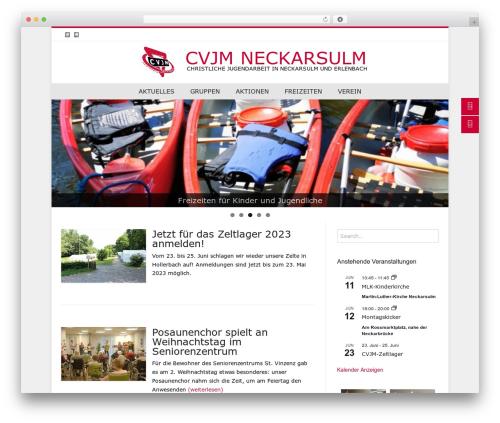 Conica WordPress free download - cvjm-neckarsulm.com