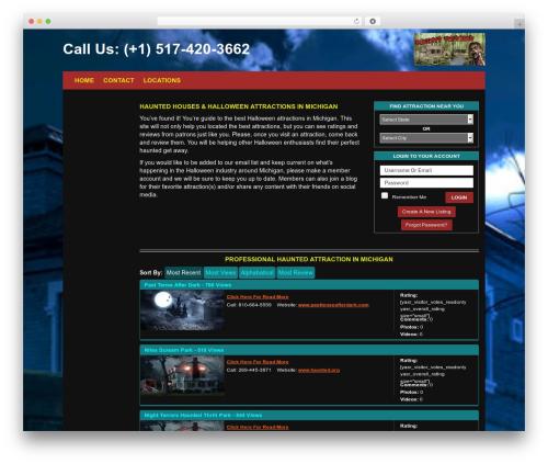 Twenty Seventeen WordPress free download - hauntreview.net