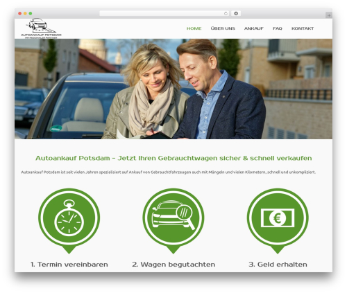 WP template Car Dealer Ignition - auto-ankauf-potsdam.de