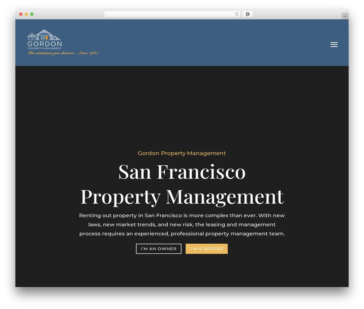 Divi best WordPress template - gpmsf.com