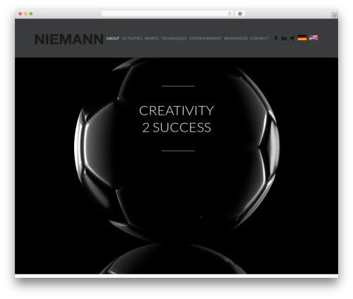 WordPress cff-masonry plugin - niemann-int.com