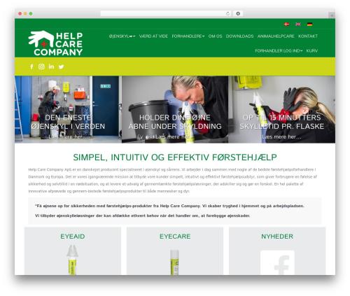 WordPress cff-masonry plugin - helpcarecompany.com