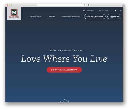 Free WordPress Google Analytics Dashboard Plugin for WordPress by MonsterInsights plugin - mckenzie-apartments.com