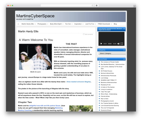 Free WordPress vooPlayer v4 plugin - martinscyberspace.com