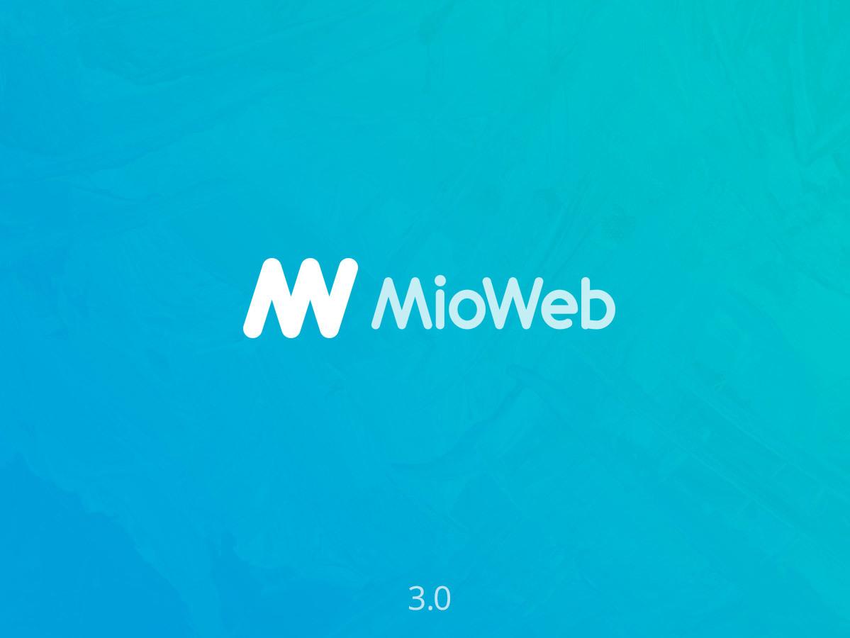 MioWeb 3.0 WordPress theme