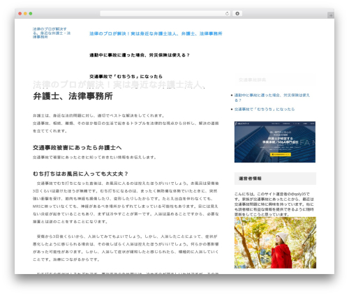 AGENT WordPress page template - interact2011.org