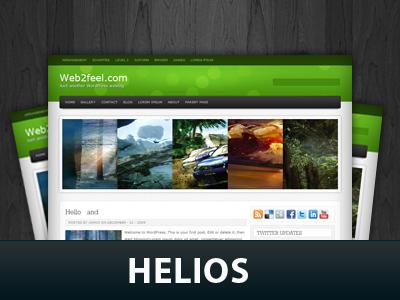 Helios WordPress theme