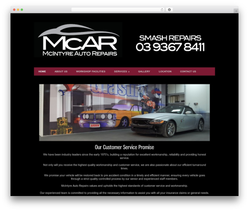 Bangkok Press WP theme - mcintyreautorepairs.com.au