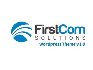 WP template Firstcom Solutions