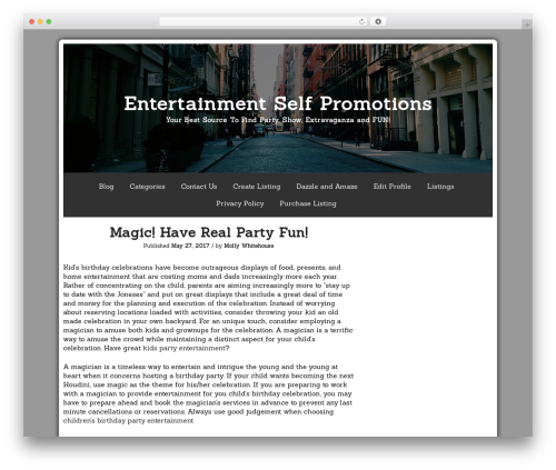 Azul Silver theme free download - mybigshow.us