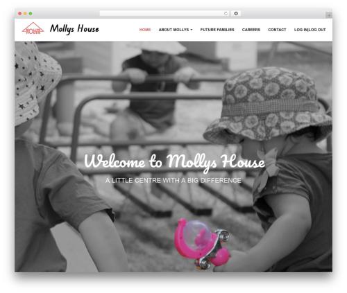 Magicreche WP theme - mollyshousekedron.com.au
