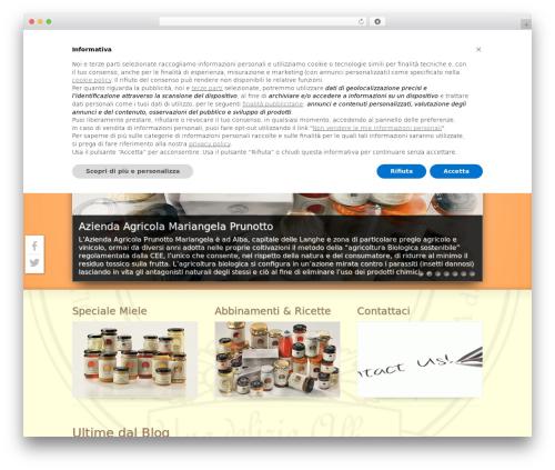 Striking MultiFlex & Ecommerce Responsive WordPress Theme WordPress ecommerce template - mprunotto.com