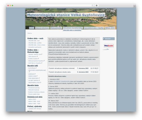 Free WordPress WP External Links (nofollow new tab seo) plugin - meteosvatonovice.cz