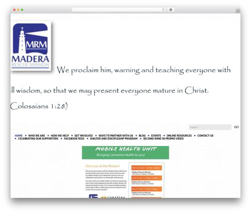 Best WordPress template cherry - maderarescue.org