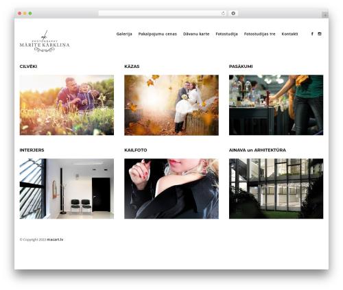 Free WordPress Flag Icons plugin - macart.lv