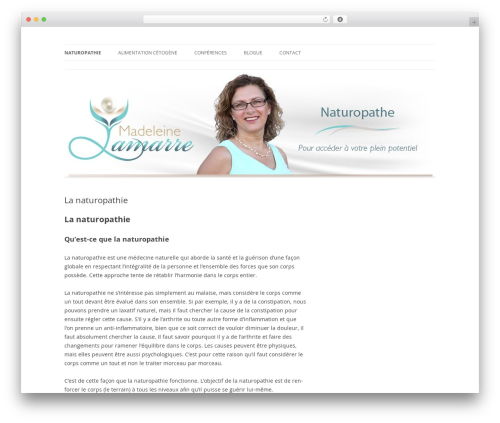 WordPress symple-shortcodes plugin - madeleinelamarre.com