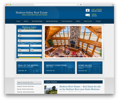 WordPress shortcodekid plugin - madisonvalleyrealestate.com