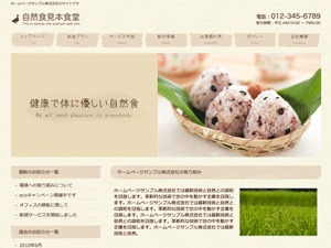 WordPress website template cloudtpl_202