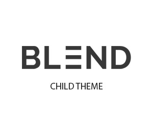 WP template DP Blend Child