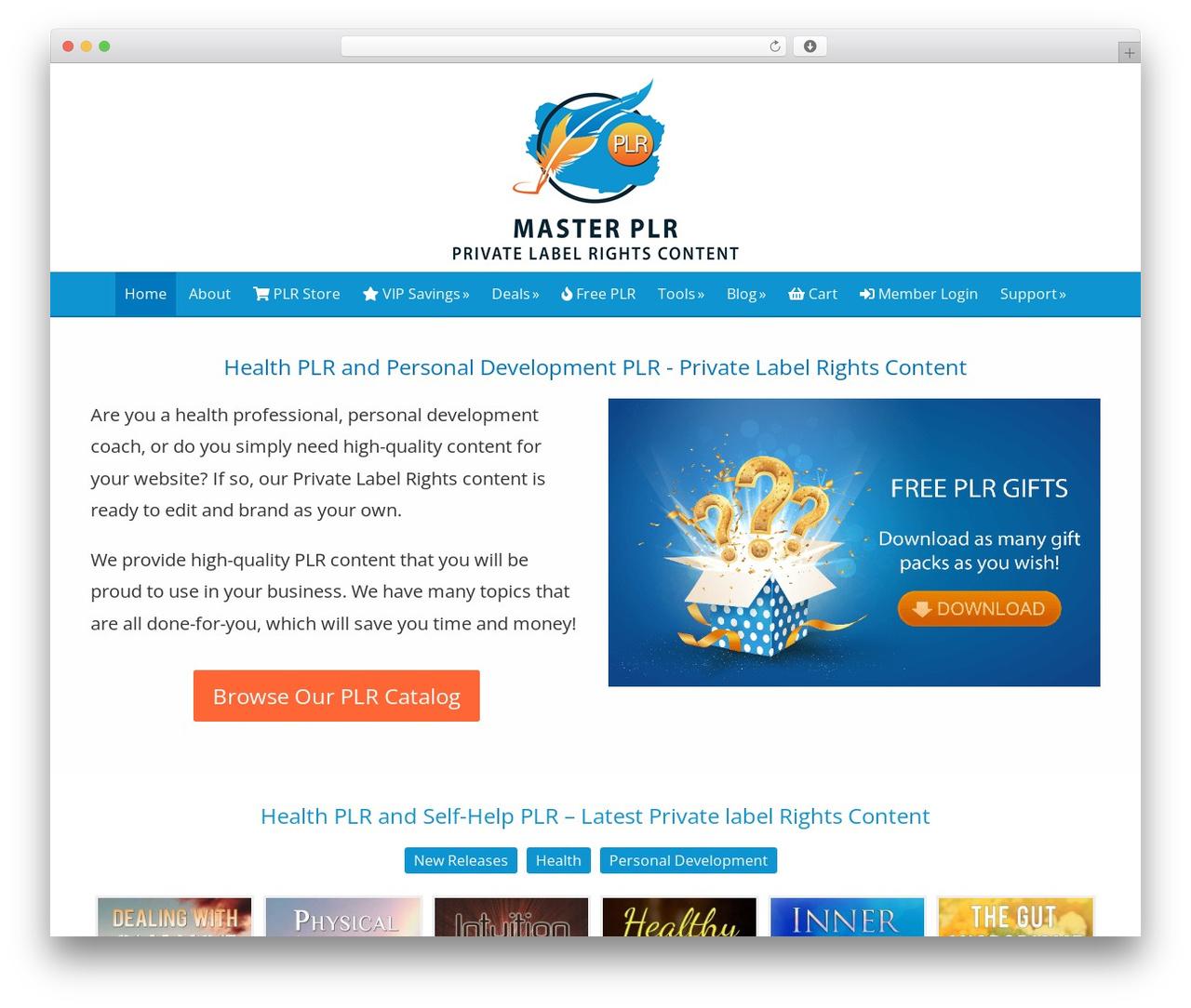 Dynamik-Gen best WordPress theme - masterplr.com