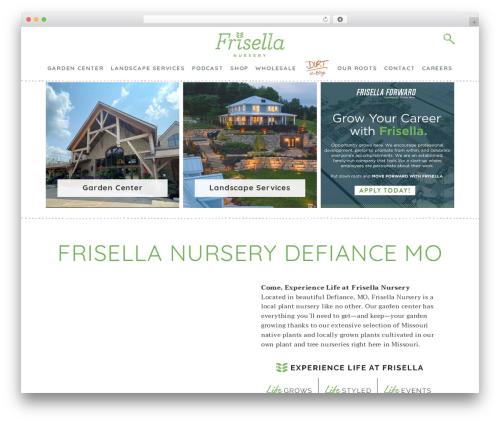 WordPress event-tickets-plus plugin - frisellanursery.com