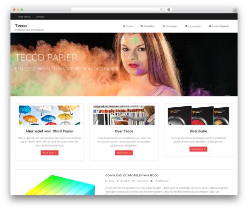 Free WordPress Custom Banners plugin - tecco.nl