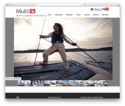 Striking MultiFlex & Ecommerce Responsive WordPress Theme WordPress ecommerce theme - multi23.se