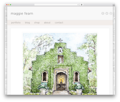 WordPress instagram-picture plugin - maggiefearn.com