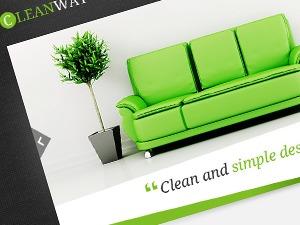 Anps's Cleanway WordPress theme