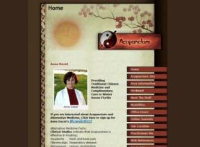 Best WordPress template Oriental Scroll