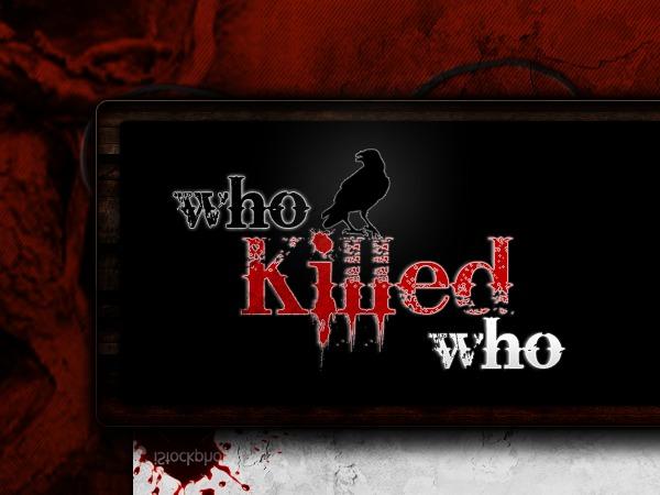 Best WordPress theme Who_Killed_Who